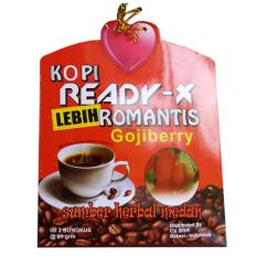 Kopi Romantis Ready X - 2 Sachet