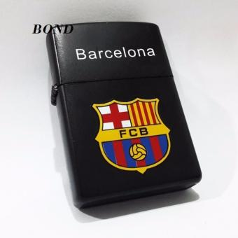 Korek Api Komunitas - Barcelona ( Lighter ) Anti Angin