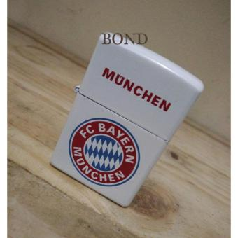 Korek Api Komunitas Bayern Munchen Lighter Anti Angin