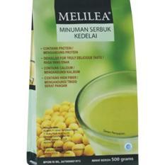 Melilea - Susu Kedelai Bubuk Melilea Organic Soya Drink 500 Gram Original