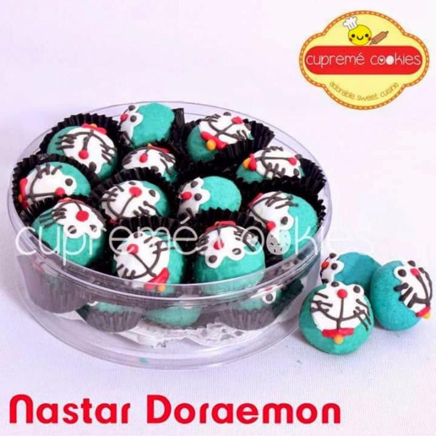 Nastar Kue Kering Lebaran Cupreme Doraemon
