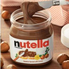 NuteLLa 350 gram FeRRero 350gr Selai Coklat Chocolate Spread Cokelat (ADA BPOM)