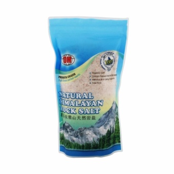 OM Salt 500g (Garam Himalaya 500gr | Natural Rock Salt 500 gr gram)