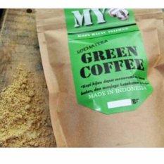 OVJ MY GREEN COFFEE/ Kopi Hijau Bubuk 500gr Bagus Buat Diet Dan Kaya Antioksidan