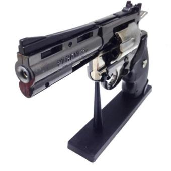 Pistol Lighter machine - Pistol Korek Api Matches - Phyton 357