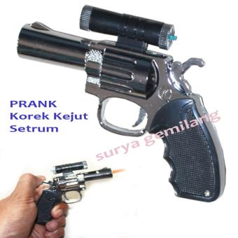 Pstol Korek Setrum Kejud 2931 / Plus Senter LED/ Gas isi ulang