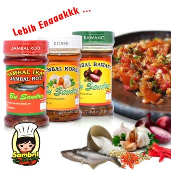 135gr 2 Botol Daftar Source New Update Of Sambal Cuk Paket Sambel Korek .