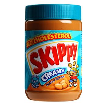 Skippy Peanut Butter Creamy / Selai Skippy 500 Gram
