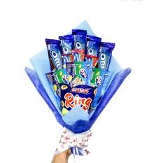 Snack Bouquet / Bucket Snack / Snack Bucket / Snack Buket / Buket Jajan