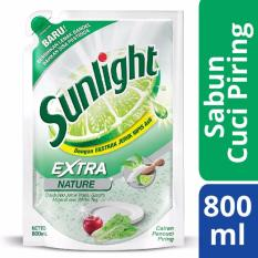 Sunlight Nature Refill 800ml