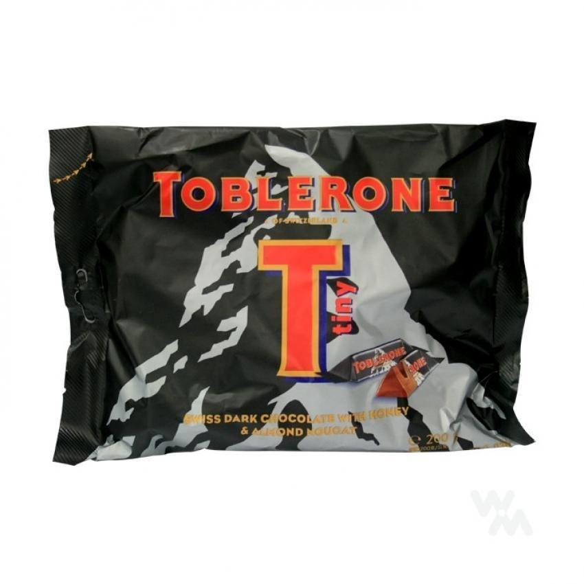 Toblerone Tiny Dark Chocolate 200gr