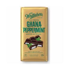 Whittakers Ghana Peppermint Chocolate 200g Coklat