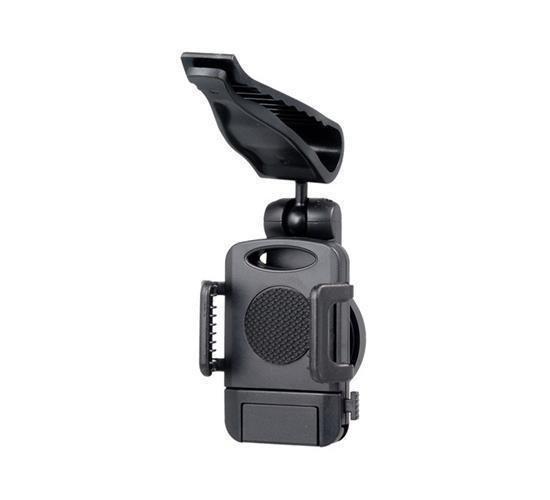 180 Degree Rotating Adjustable Holder for iPhone 5 (Black) (Intl)