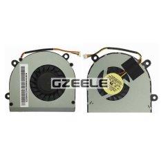100%new FOR MSI FX600 FX600MX FX610 FX610MX F98D Laptop Cpu Cooling Fan Cooler Silver