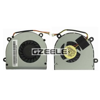 100%new FOR MSI FX600 FX600MX FX610 FX610MX F98D Laptop Cpu Cooling Fan Cooler Silver