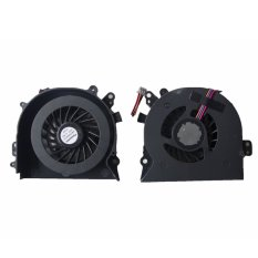 100%new FOR SONY NW VGN-NW25E NW320F NW320S NW35E Laptop Cpu Cooling Fan Cooler Black (Intl)