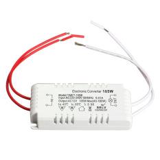 105.12V Halogen Light LED Electronic Transformer Power Supply Driver