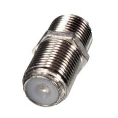 10xJoiner Barrels Connector F Plug Coupler Adapter 4 Sky Plus HD TV Coax Cable