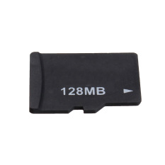 128 MB Flash Kartu Memori SD Mikro Disebut TF (Hitam)