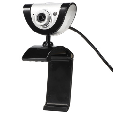 16M Pixels Color Changing Rotable Adjustable Webcam Computer IP Camera With Mic For Laptop Notebook PC