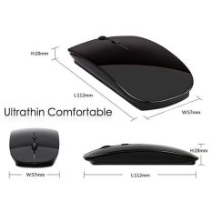 2.4GHz USB Wireless Optical Mouse Slim Magic Touch Mice For MAC iOS Desktop Computer Laptop PC - intl