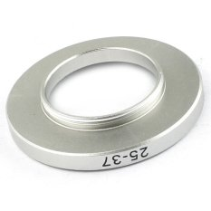 25mm-37mm Step-up Metal Filter Adapter Ring / 25mm Lens To 37mm Accessory (Silver) - Intl