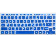 2pcs For Lenovo G460 Keyboard Protective Film U450 Y650 G465A V360 Laptop Keyboard Protective Film Keyboard Case (Blue) (Intl)