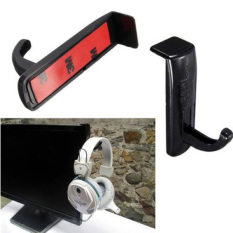 2Pcs Headphones Stand Holder For AKG / Sony / Shure / JVC / Grado Lightweight Design