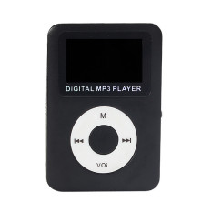 32GB USB Digital MP3 Player LCD Screen (Black)