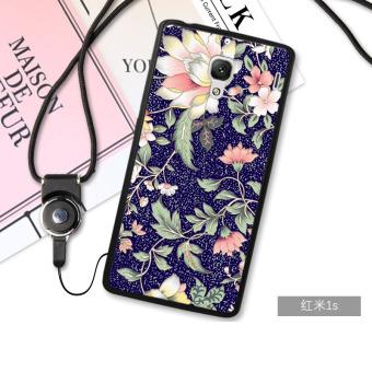 Fashion Plating Mate Pembekuan Kasus 3 In 1 Pc Penutup Belakanguntuk Source · 3D Relief TPU Soft Phone Case for Xiaomi Redmi 1S Multicolor