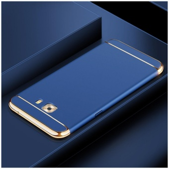 3in1 Ultra-thin Electroplated PC Back Cover Case for Samsung GalaxyA5 A520 (2017) - intl