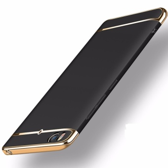 3in1 Ultra-thin Electroplated PC Back Cover Case for Xiaomi Mi5s -intl