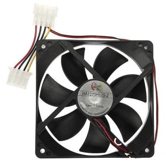 4 Pins 120x120x25mm 12V Heatsink CPU Cooling Fan PC Computer