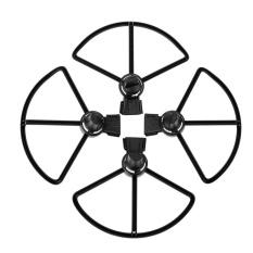 4pcs Protective Propeller Blade Bumper Landing Feet Guard Set for DJI Spark(Black) - intl
