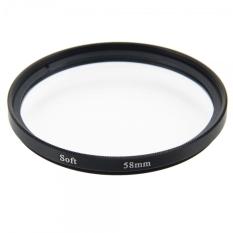 58mm Digital Camera Lens Soft Filter / Soft-focus Filter / Hazy Filter