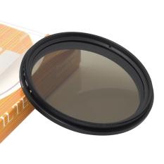 58mm Slim Fader Variable ND Filter Neutral Density Adjustable ND2 To ND400