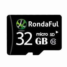 64GB Calss10 Micro memory SD card with Adaptor (Black) - intl