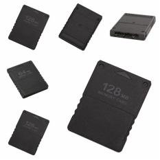 64MB &128MB Memory Card For Sony PlayStation 2 PS2 Slim Console Data Stick 128MB Memory - Intl