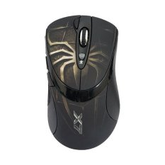 A4Tech Mouse Gaming Spider XL-747H - Hitam