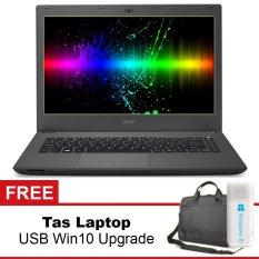 Acer 15.6 Gaming Laptop Core i5-4Gb-0.5Tb-NVIDIA-win8 + Gratis Tas Laptop + USB Self Upgrade Windows 10