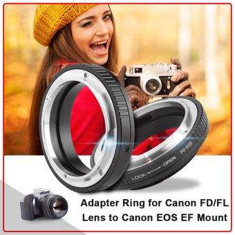 Adapter for Canon FD FL Lens to EOS EF 5D 50D 500D 6D 60D 600D 7D70D