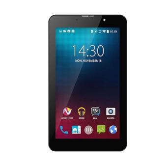 Advan vandroid i7 4G LTE RAM 2GB – Black