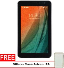 Advan Vandroid i7A 4G LTE - 8GB - Coffee + Gratis Silicon Case
