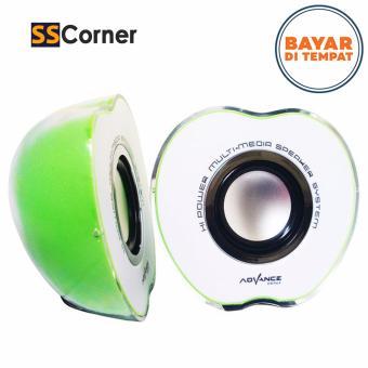 Advance Speaker Duo 30 Multimedia Speaker .