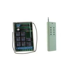 AK RK0.12 + AK300.8 Wireless Remote Control Switch System