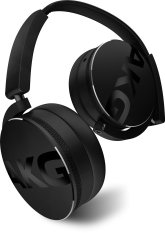 AKG Y50 Black On-Ear Headphone with In-Line One-Button Universal Remote/Microphone - Hitam