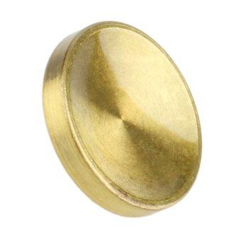 Allwin Camera Metal Soft Shutter Release Button For Fujifilm X100 Leica M4 M6 (Gold)