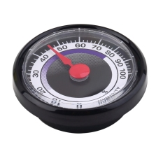 Allwin Durable Analog Hygrometer Humidity Meter Mini Power-Free Indoor Outdoor