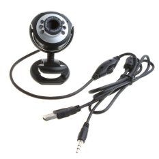 Amango HD Webcam USB 2.0 50.0M with MIC For PC