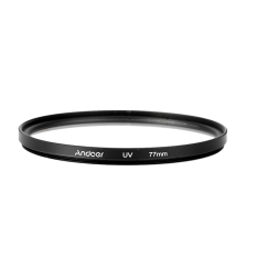 Andoer 77mm UV Ultra-Violet Filter Lens Protector For Canon Nikon DSLR Camera (Intl)